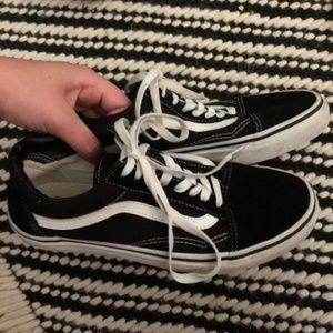 VANS Old Skool Sneakers Wmns 9/Mens 7.5